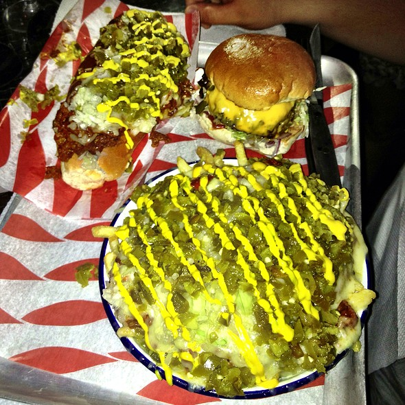 Triple Chilli Challenge - MEATmission, London