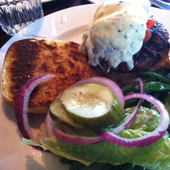 Yardley Burger - Yardley Inn Restaurant and Bar, Yardley, PA