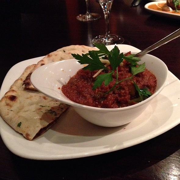 Keema Naan - Asha's Restaurant, Birmingham, West Midlands