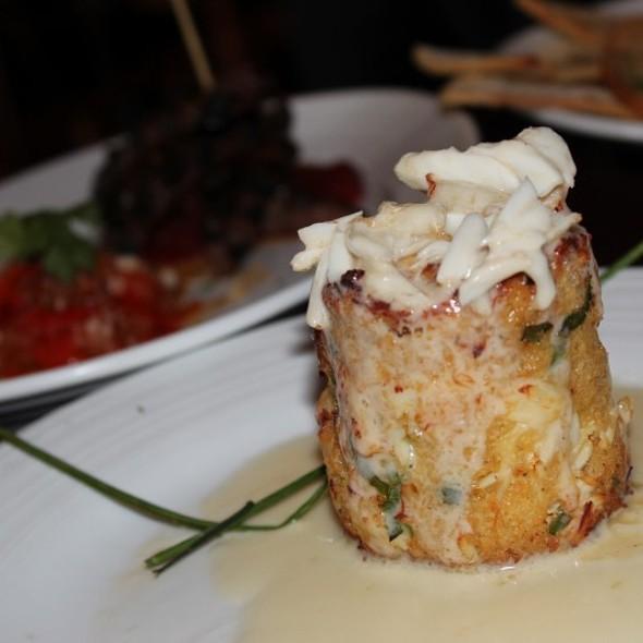 crab cake - Kirby's Prime Steakhouse - San Antonio, San Antonio, TX
