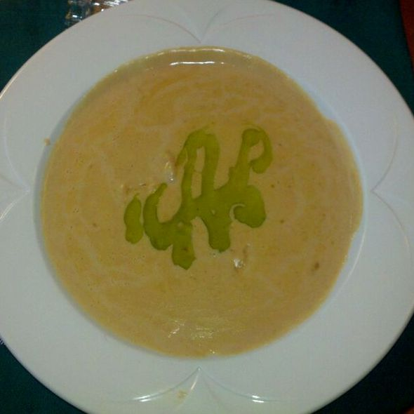 Lobster Bisque - Harrigan's Cafe & Wine Deck, Johnstown, PA