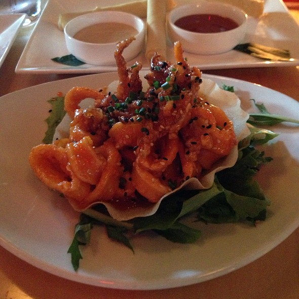 Calamari - Red Ginger of Traverse City, Traverse City, MI