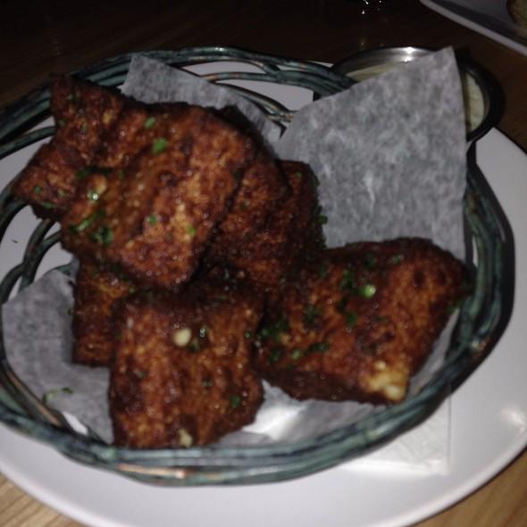 Crispy semolina gnocci - Bread & Wine, Chicago, IL