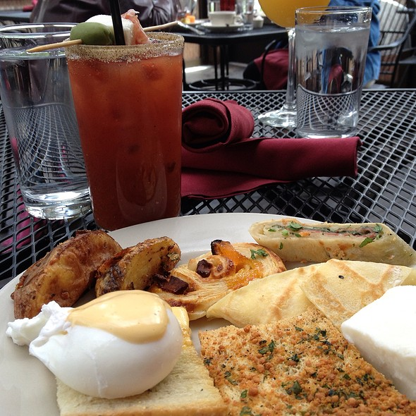 Brunch - Al Vento, Minneapolis, MN