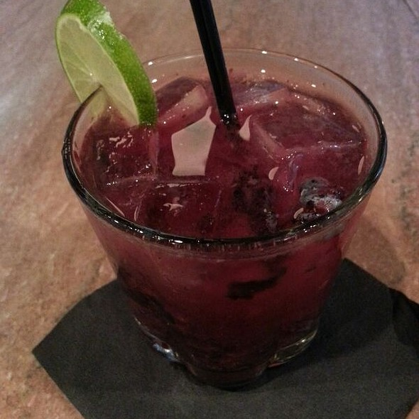 Blueberry Caipirinha - The Orangery, Knoxville, Tennessee