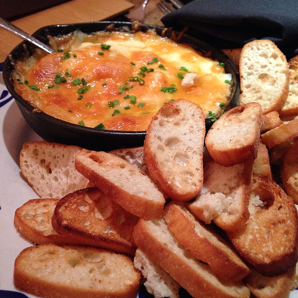 Cast Iron Cheese Bake - Blue Canyon Kitchen & Tavern - Twinsburg, Twinsburg, OH