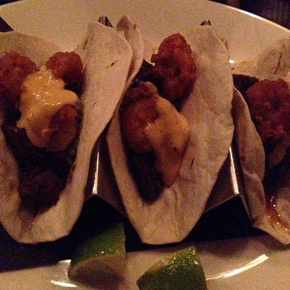 Shrimp And Steak Tacos - Dos Caminos – Meatpacking, New York, NY