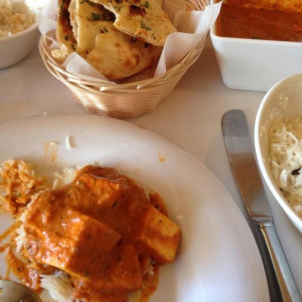 Paneer Masala - Kathmandu Bistro, Rapid City, SD