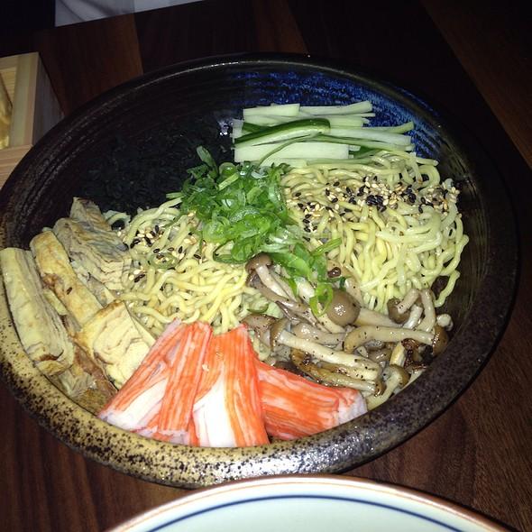 Cold Ramen Salad - Kyo Bar Japonais, Montréal, QC
