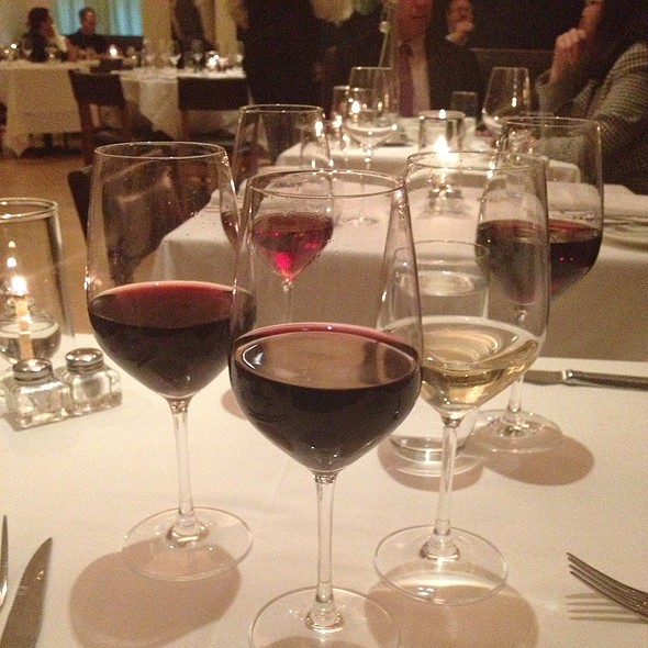 Wine Pairing - Telepan, New York, NY
