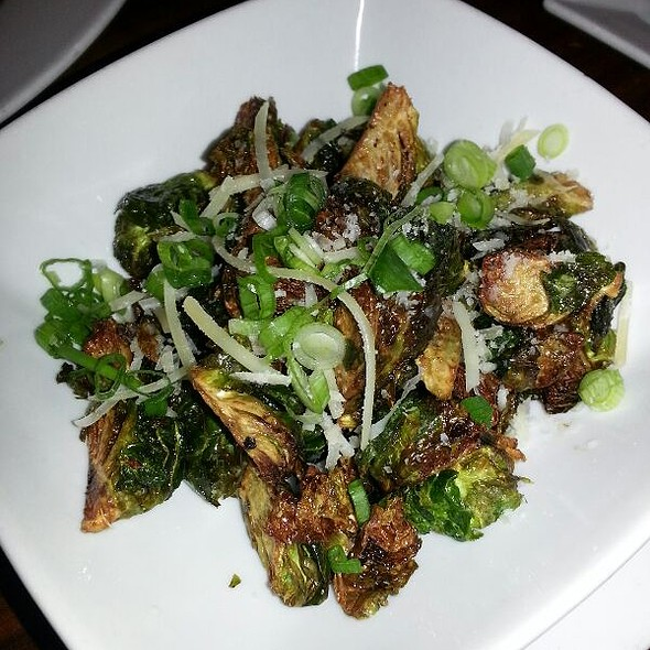 Crispy Brussel Sprouts - benjy's upper washington, Houston, TX