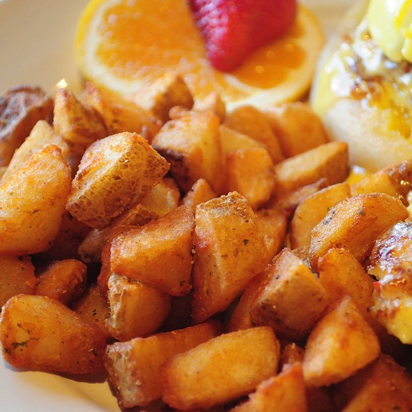 Breakfast Potatoes - Avenues Bistro - Brookside, Kansas City, MO