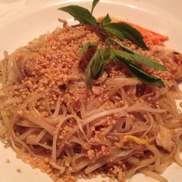 Thai Pad Noodle - Typhoon Asian Bistro, Boston, MA