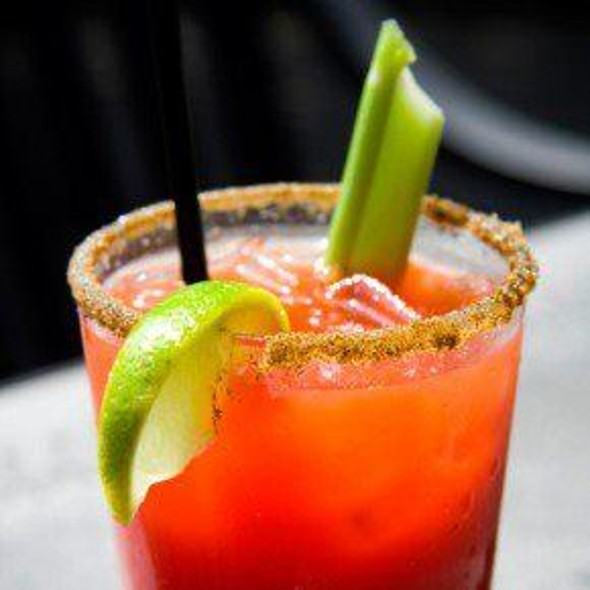 Bloody Mary - Nevin's Brewing Company, Plainfield, IL