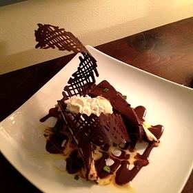 Chocolate Kahlua Cake - The Farmhouse at Turkey Hill, Bloomsburg, PA