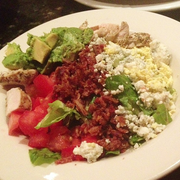 The Grill Cobb Salad - Smitty's Grill, Pasadena, CA