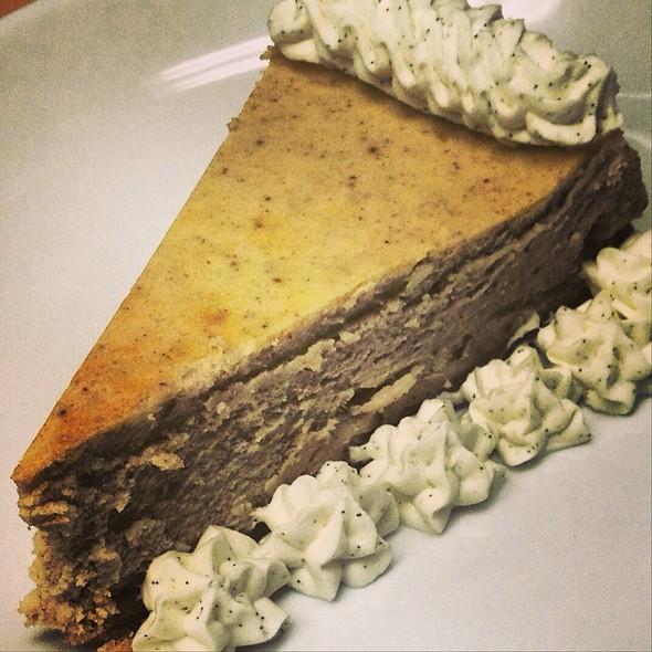 White Chocolate Chai Cheesecake - The Tavern, Philadelphia, PA