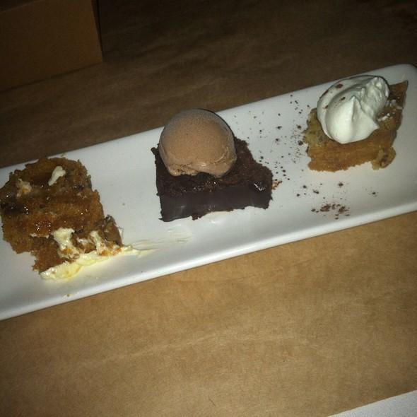Dessert Sampler - Wisteria, Atlanta, GA