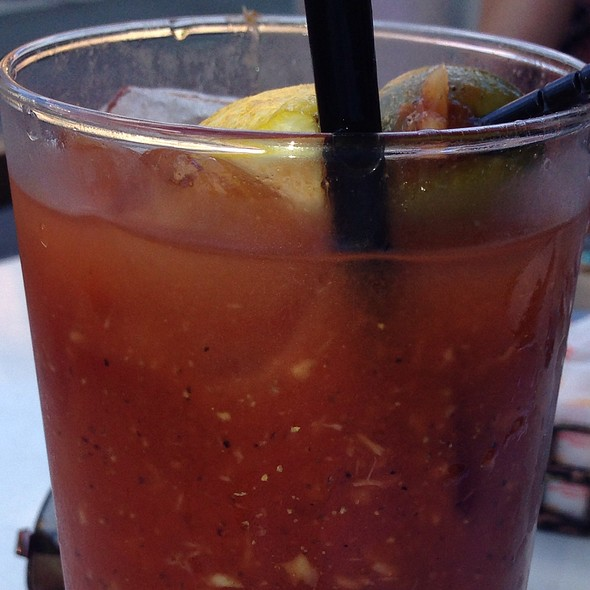 Bloody Mary - Isabella's, New York, NY