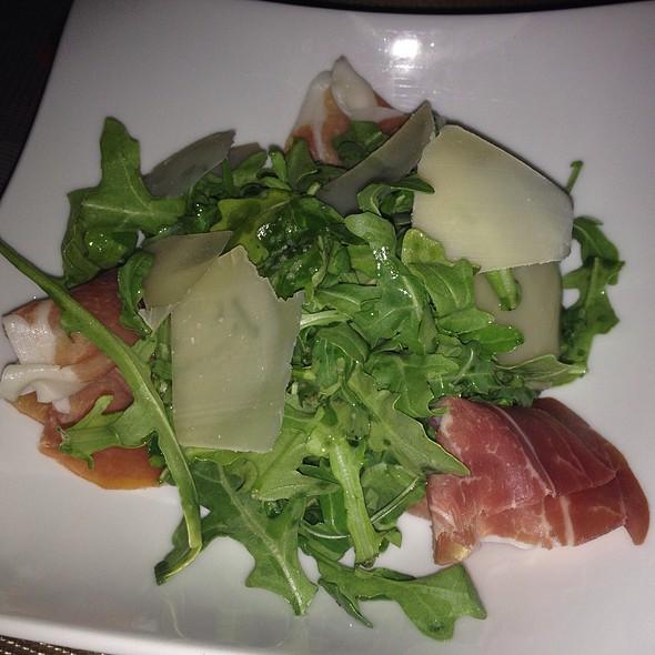 Prosciutto Arugula Parmesan Salad - Wai'olu Ocean View Lounge, Honolulu, HI