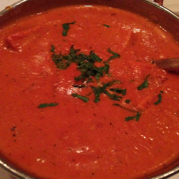 chicken tikka masala - Kashmir, Boston, MA