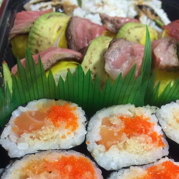 Crunchy Lobster Roll - Haiku Sushi Restaurant, Worcester, MA