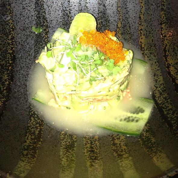 Avocado Salad - Red Lantern, Boston, MA