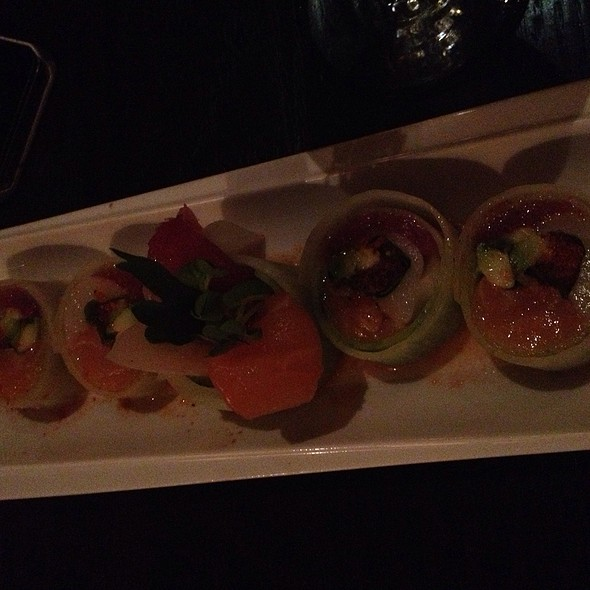 cucumber roll - Red Lantern, Boston, MA