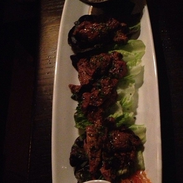 Steak - Red Lantern, Boston, MA