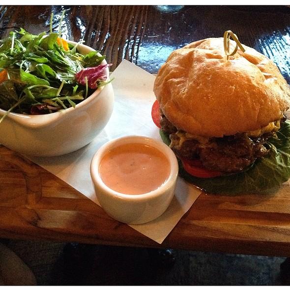 Tipsy Burger - The Tipsy Pig, San Francisco, CA