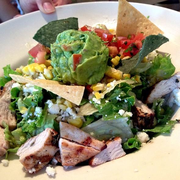 Blue Corn Tostada Salad - Seco, Pasadena, CA