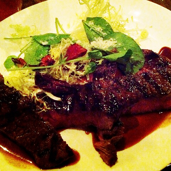 Steak Frites - Tableau Bar Bistro, Vancouver, BC