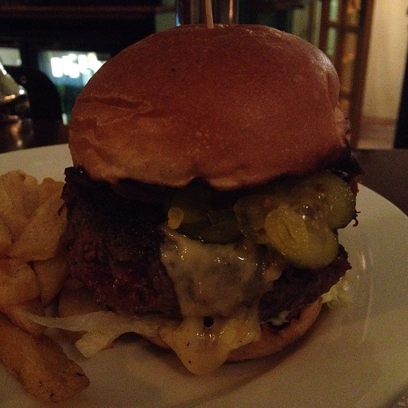 Cheeseburger - The Drapers Arms, London