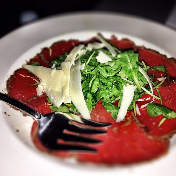 Waygu Beef Carpaccio - The Capital Grille - Denver, Denver, CO