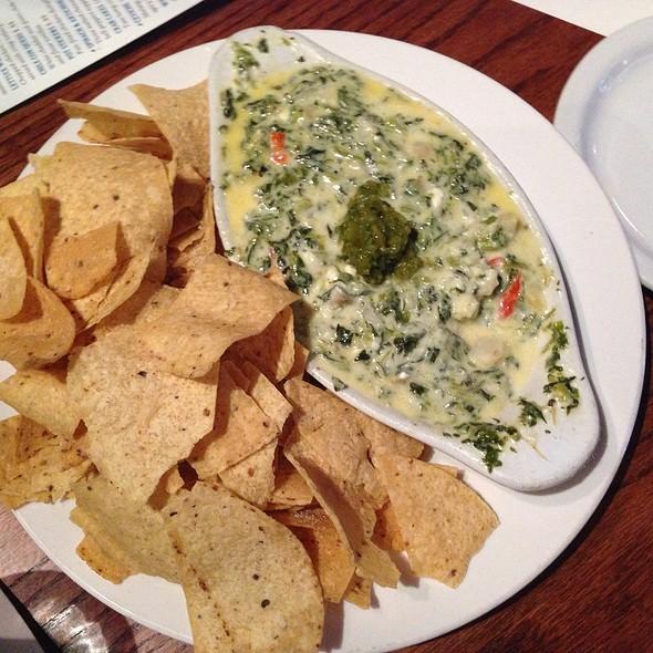 Spinach And Artichoke Dip - Geske's Fire Grill, El Paso, TX