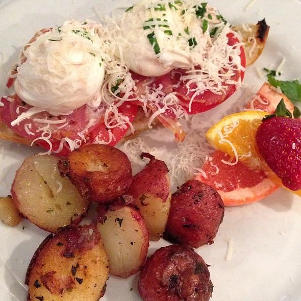 Tuscan Eggs Benedict - Papa Razzi-Concord, Concord, MA