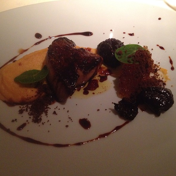 Foie - TOPPER'S Restaurant at The Wauwinet, Nantucket, MA