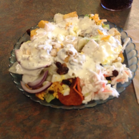 Salad - Ryan's Restaurant, Winston-Salem, NC