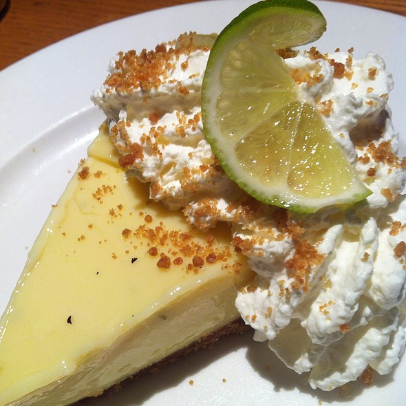 Key Lime Pie - Sea Watch Restaurant, Fort Lauderdale, FL
