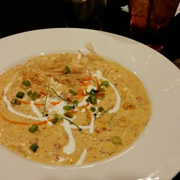 Seafood and Corn Chowder Soup - Springs Orleans, Colorado Springs, CO