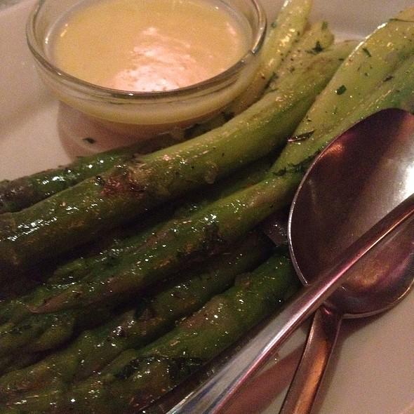 Asparagus - Bobby Van's Grill - 50th Street, New York, NY