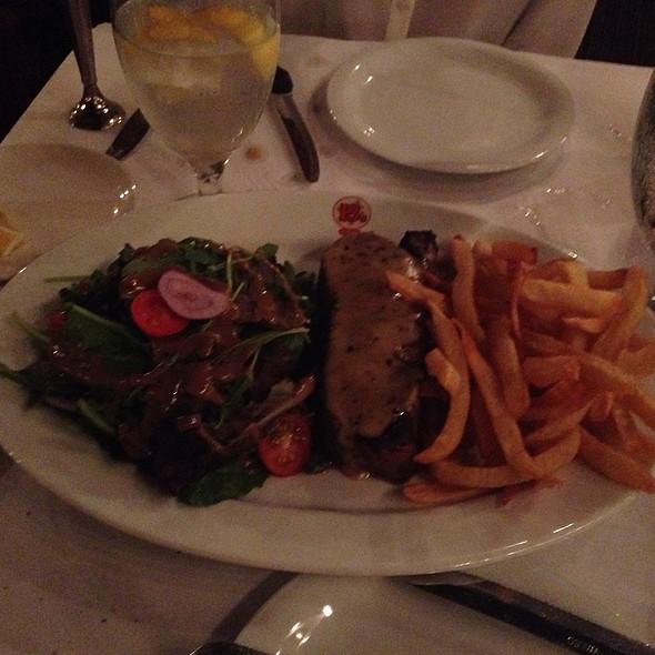 Steak Frites - B. Cafe, New York, NY