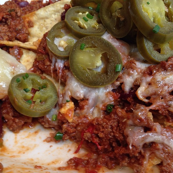 Beef Nachos - Bobby Van's Grill Times Square, New York, NY