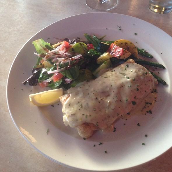 Seafood Crepes - Dario's Brasserie, Omaha, NE