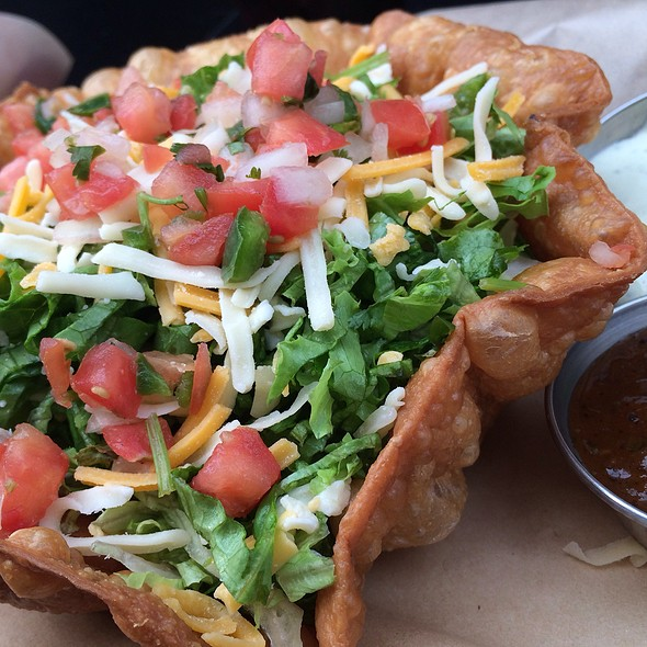 Taco Salad - DS Tequila Company, Chicago, IL