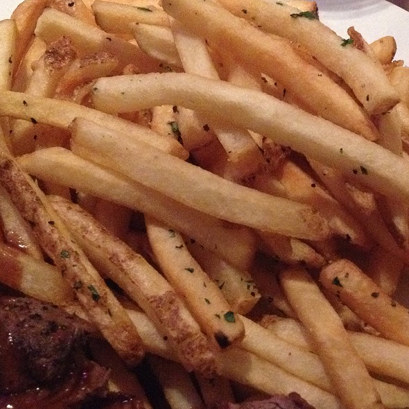 Hanger Steak And Frites - Braddock's American Brasserie, Pittsburgh, PA