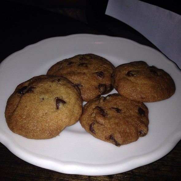 Chocolate Chip Cookies - Harding's, New York, NY