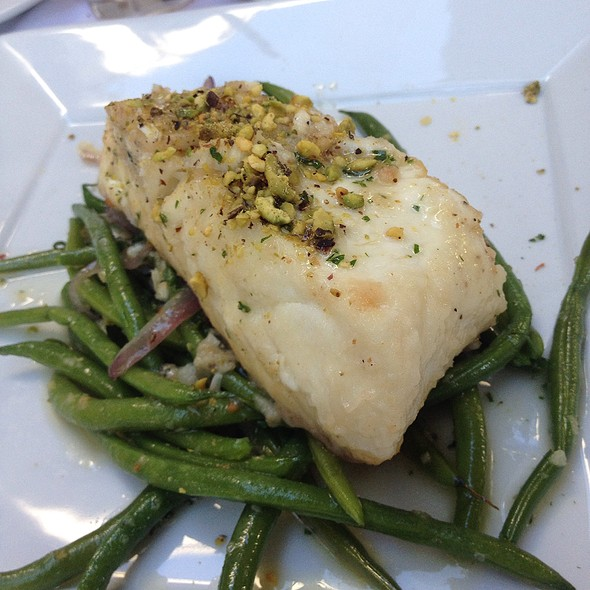 Halibut - Ca Del Sole, North Hollywood, CA