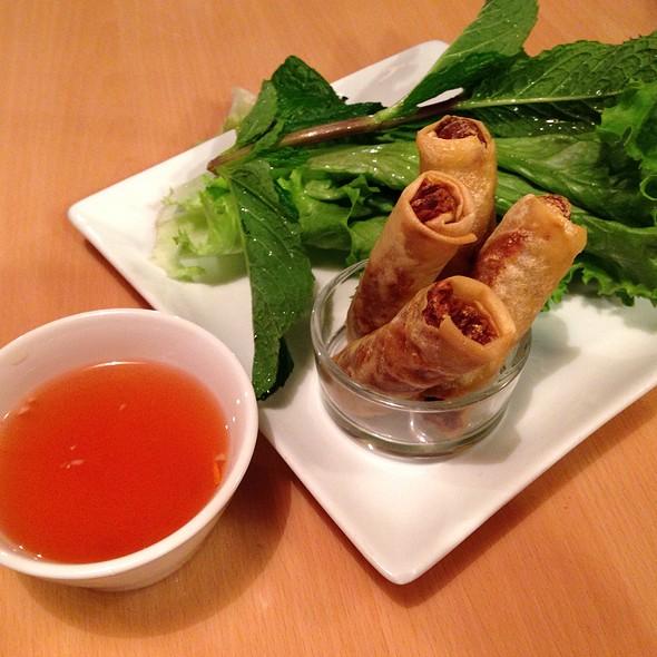 Spring Rolls - Xe Lua Vietnamese Restaurant, New York, NY