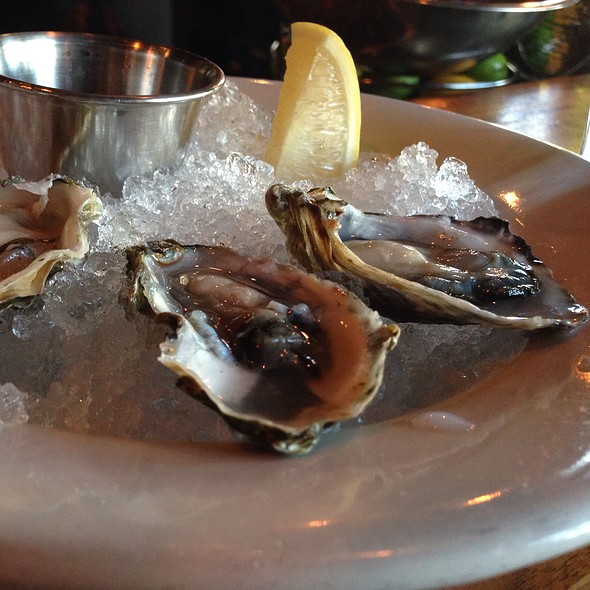 Netarts Bay Oysters  - Bar Avignon, Portland, OR